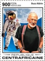 [The 90th Anniversary of the Birth of Buzz Aldrin, Typ MJH]