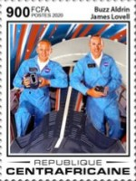 [The 90th Anniversary of the Birth of Buzz Aldrin, Typ MJJ]