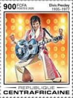 [The 85th Anniversary of the Birth of Elvis Presley, 1935-1977, Typ MKD]