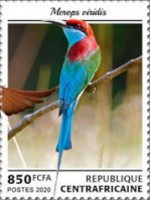 [Birds - Bee-Eeaters, Typ MMG]