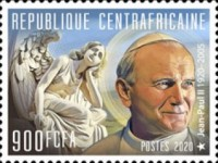 [The 100th Anniversary of the Birth of Pope John Paul II, 1920-2005, type MPM]