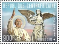 [The 100th Anniversary of the Birth of Pope John Paul II, 1920-2005, type MPP]