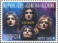 [The 50th Anniversary of the Band Queen, type MPZ]