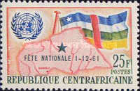 [National Festival - Overprinted with Star and