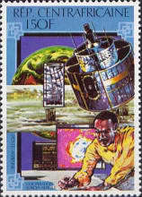 [Airmail - European-African Co-operation, type ZP]