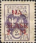 [Upper Silesia Plebiscite Fund - No. 1-3 & 20-22 Overprinted