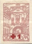 [Red Cross - No. 16-17 Surcharged, type J]