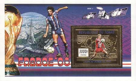 [Football World Cup - France 1998, type ]