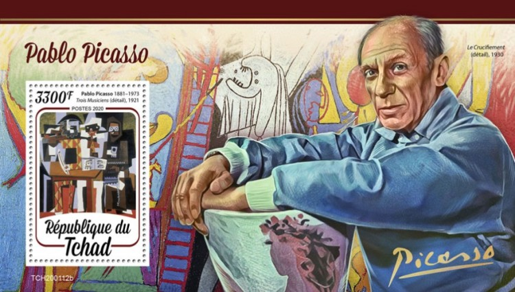 [Personalities - Pablo Picasso, 1881-1973, type ]