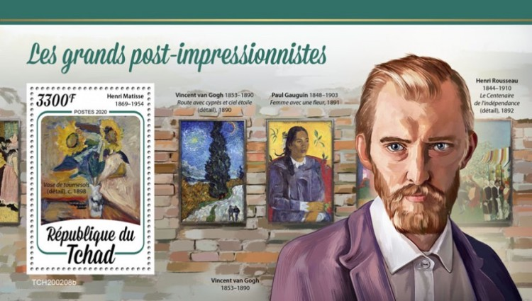 [The Great Post-Impressionists, type ]