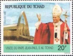 [Visit of Pope John Paul II, type ADT]