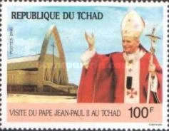 [Visit of Pope John Paul II, type ADT1]