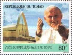 [Visit of Pope John Paul II, type ADU]