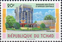 [Bank of Central African States, type AEH]