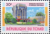 [Bank of Central African States, type AEH1]