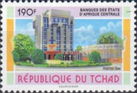 [Bank of Central African States, type AEH3]