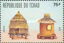 [Huts for Storing Grain, type AEI]
