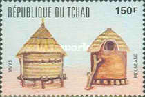 [Huts for Storing Grain, type AEJ]