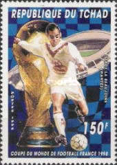 [Football World Cup - France 1998, type AKT]