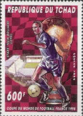 [Football World Cup - France 1998, type AKW]