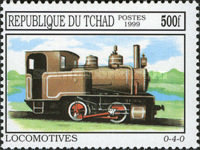[Locomotives, type BHA]