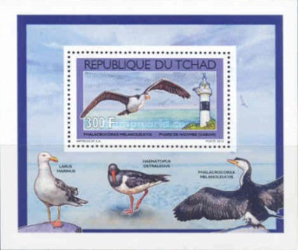 [Seabirds & Lighthouses, type BZM1]
