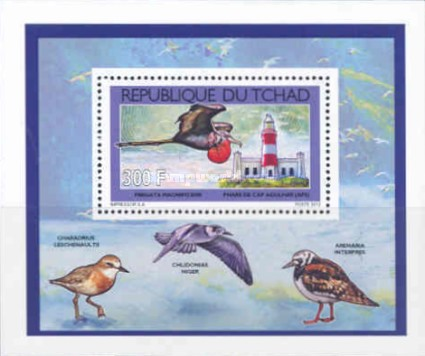 [Seabirds & Lighthouses, type BZO1]