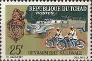 [National Gendarmerie, type CD]