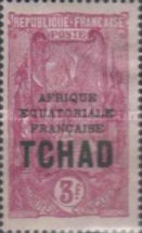 "[Overprinted ""AFRIQUE EQUATORIALE FRANCAISE"" - New Colors & Values, type D31]"