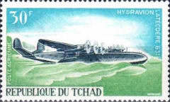 [Airline - The 1st Anniversary of Air Chad Airline, type DR]