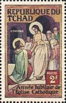 [Jubilee Year of Catholic Church, type FJ]