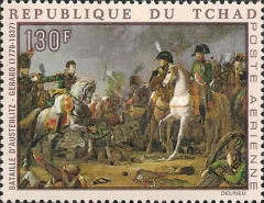 [Airmail - The 200th Anniversary of Napoleon Bonaparte, type HJ]