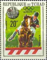 [Olympic Games - Athens, Tokyo, Mexico and Munich, type IO2]
