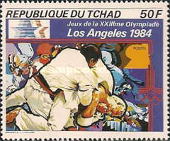 [Olympic Games - Los Angeles 1984, USA, type XG]