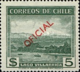 [Postage Stamp of 1939 Overprinted