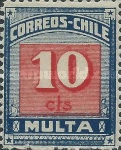 [Numeral Stamps - New Design, type E3]
