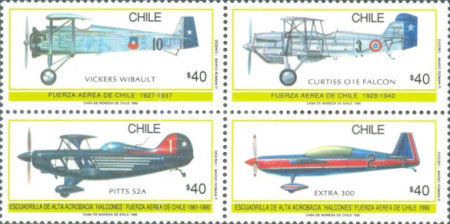 [Chilean Air Force Airplanes, type ]