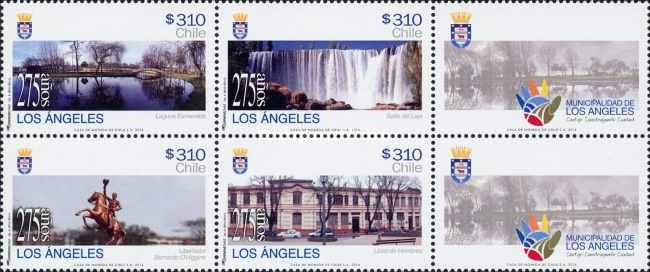 [The 275th Anniversary of the City of Los Angeles, type ]