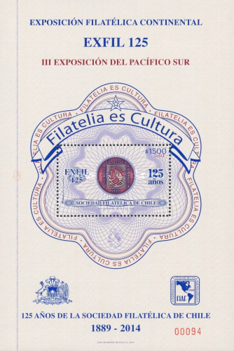 [The 125th Anniversary of the 1st EXFINA National Stamp Exhibition, type ]
