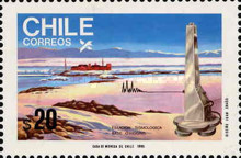 [Antarctic Territories and 25th Anniversary of Antarctic Treaty, type AFI]