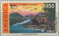 [America - The Natural World, type AQX]
