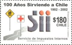 [The 100th Anniversary of Internal Revenue Services, type BPP]