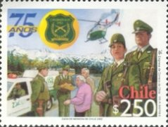 [The 75th Anniversary of Police Force, type BPT]
