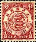[Imperial Chinese Post, Typ M]