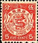 [Imperial Chinese Post, Typ Q]