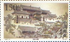 [Ancient Temples, Wutai Mountain, type DBN]