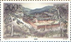 [Ancient Temples, Wutai Mountain, type DBP]