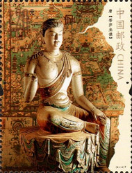 [Buddhist Art fron the Dunhuang Mogao Grottoes, Typ GNQ]