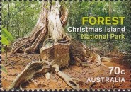[Christmas Island National Park, type ABS]