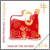 [Chinese New Year - Year of the Ox, type AGV]
